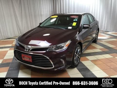 Certified Pre-Owned 2016 Toyota Avalon 4dr Sdn XLE Premium
