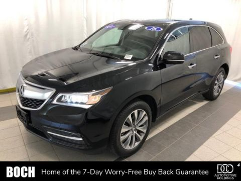 Pre-Owned 2016 Acura MDX SH-AWD 4dr w/Tech/Entertainment With Navigation & AWD