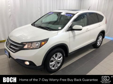 Pre-Owned 2013 Honda CR-V AWD 5dr EX AWD