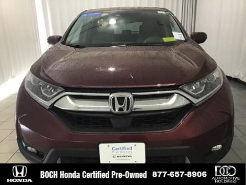 Certified Pre-Owned 2017 Honda CR-V EX AWD AWD