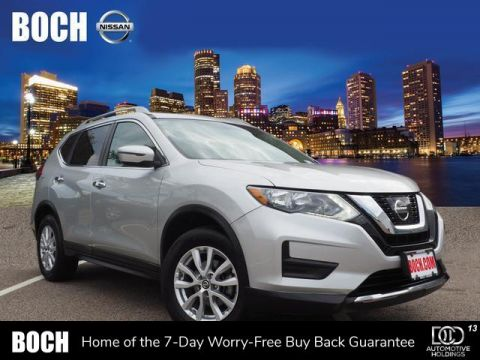 Certified Pre-Owned 2017 Nissan Rogue 2017.5 AWD SV AWD