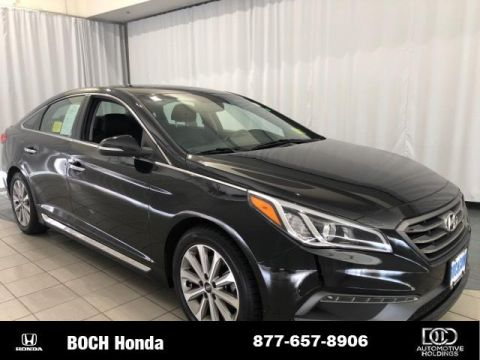 Pre-Owned 2016 Hyundai Sonata 4dr Sdn 2.4L Limited PZEV FWD 4dr Car