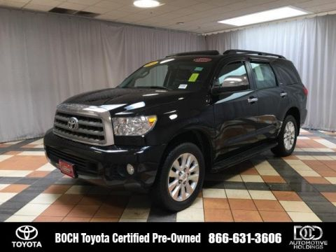 Certified Pre-Owned 2016 Toyota Sequoia 4WD 5.7L Platinum