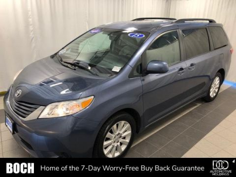2015 Toyota Sienna 5dr 7-Pass Van LE AWD