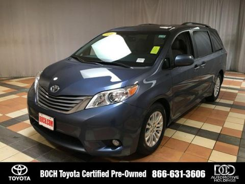 Certified Pre-Owned 2016 Toyota Sienna 5dr 8-Pass Van XLE FWD