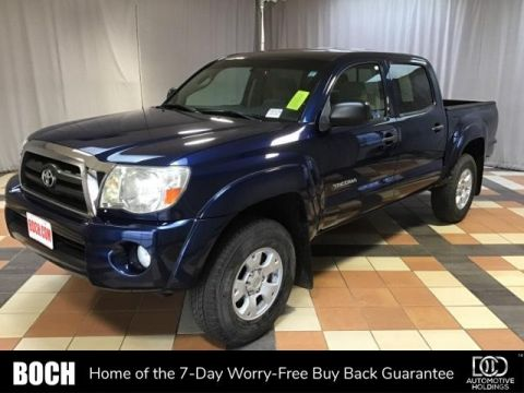 2008 Toyota Tacoma 4WD Dbl V6 AT