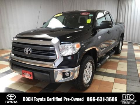 Certified Pre-Owned 2015 Toyota Tundra 4WD Double Cab 5.7L V8 6-Spd AT SR5