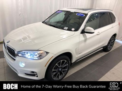 Pre-Owned 2017 BMW X5 xDrive35i Sports Activity Vehicle With Navigation & AWD