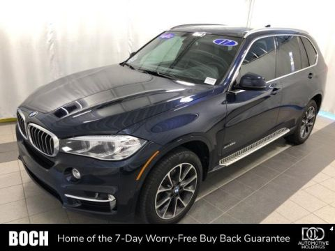 Pre-Owned 2017 BMW X5 xDrive35d Sports Activity Vehicle With Navigation & AWD
