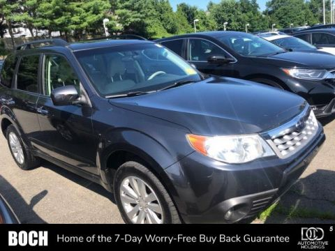 Pre-Owned 2012 Subaru Forester 4dr Auto 2.5X Limited