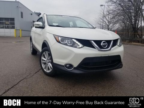 Certified Pre-Owned 2017 Nissan Rogue Sport AWD SV With Navigation & AWD