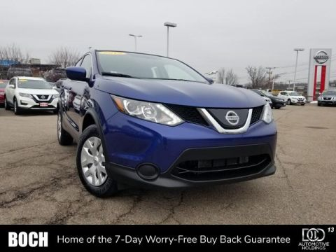 Certified Pre-Owned 2019 Nissan Rogue Sport AWD S AWD