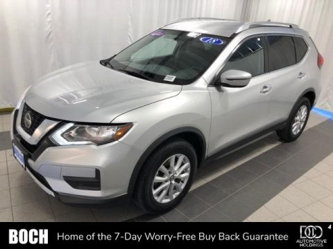 Pre-Owned 2018 Nissan Rogue AWD SV AWD