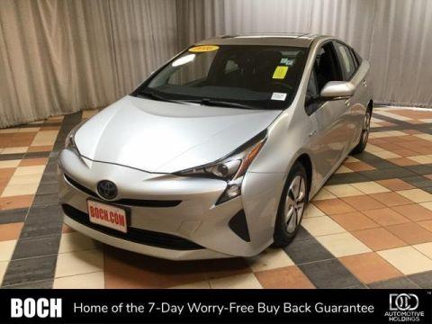 Pre-Owned 2016 Toyota Prius 5dr HB Three