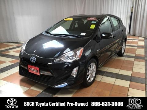 Certified Pre-Owned 2016 Toyota Prius c 5dr HB Three