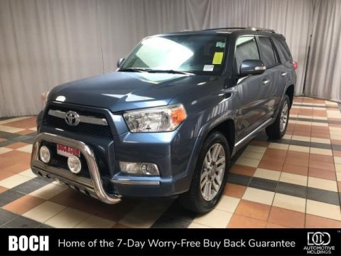 Pre-Owned 2012 Toyota 4Runner 4WD 4dr V6 Limited With Navigation & 4WD