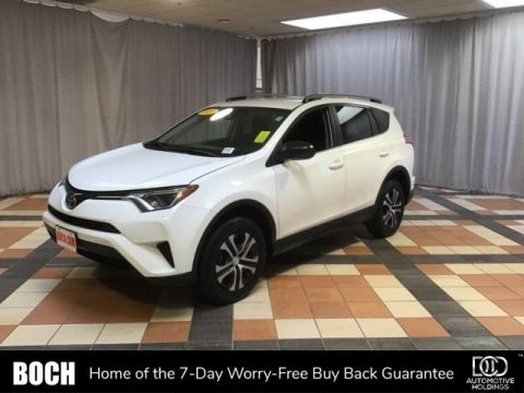 Pre-Owned 2017 Toyota RAV4 LE AWD AWD