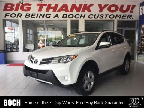 Pre-Owned 2014 Toyota RAV4 AWD 4dr XLE