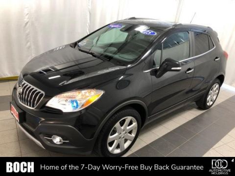 Pre-Owned 2015 Buick Encore AWD 4dr Premium