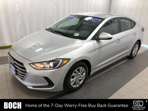 Pre-Owned 2017 Hyundai Elantra SE 2.0L Auto PZEV *Ltd Avail*