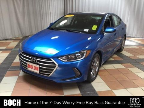 Pre-Owned 2017 Hyundai Elantra Value Edition 2.0L Auto