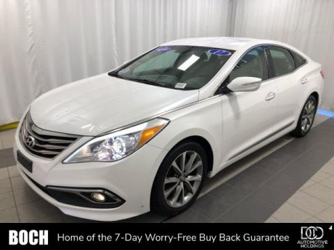 Pre-Owned 2017 Hyundai Azera 3.3L With Navigation
