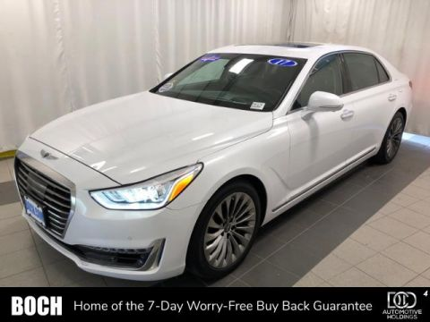 2017 Genesis G90 5.0L Ultimate AWD