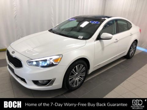 Pre-Owned 2015 Kia Cadenza 4dr Sdn Premium With Navigation