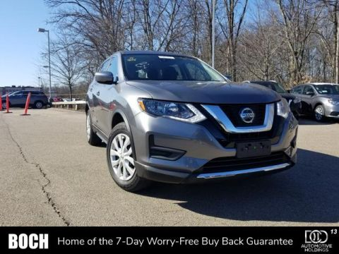 Certified Pre-Owned 2019 Nissan Rogue AWD S AWD