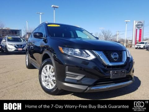 Certified Pre-Owned 2020 Nissan Rogue AWD SV AWD