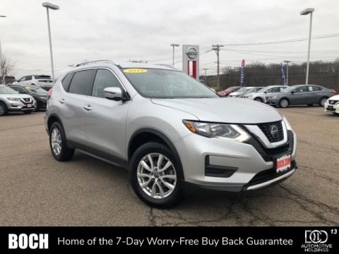 Certified Pre-Owned 2019 Nissan Rogue AWD SV AWD