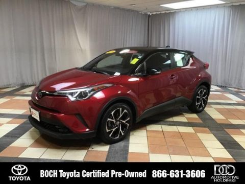 Certified Pre-Owned 2019 Toyota C-HR XLE FWD FWD Sport Utility