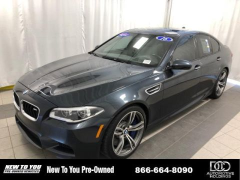 Pre-Owned 2016 BMW M5 4dr Sdn RWD 4dr Car