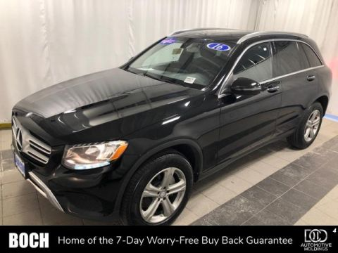 2016 Mercedes-Benz GLC 4MATIC® 4dr GLC 300