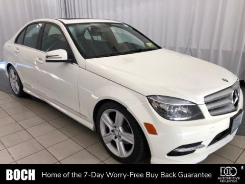 Pre-Owned 2011 Mercedes-Benz C-Class 4dr Sdn C 300 Sport 4MATIC®
