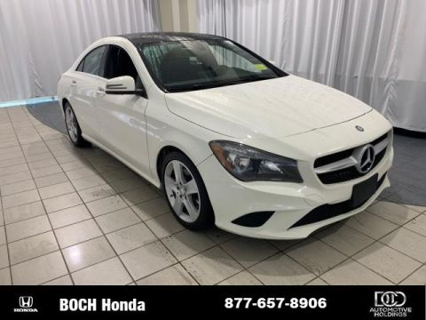 Pre-Owned 2016 Mercedes-Benz CLA CLA250 4MATIC® Coupe AWD