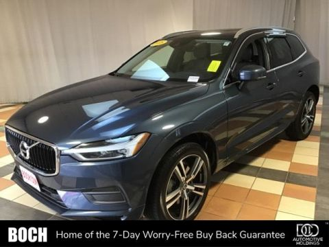 Pre-Owned 2018 Volvo XC60 T6 AWD Momentum AWD